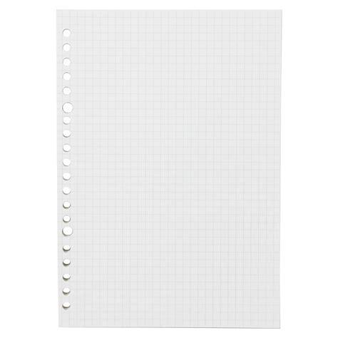 Kertas Leaf A5 Paperline 100 Muji Moma Afforestation Paper Leaf A5 5mm Grid Paper