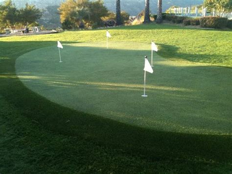 backyard golf hole orlando florida golf putting greens with easyturf