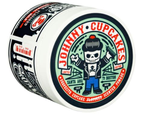 Pomade God suavecito x johnny cupcakes original hold pomade