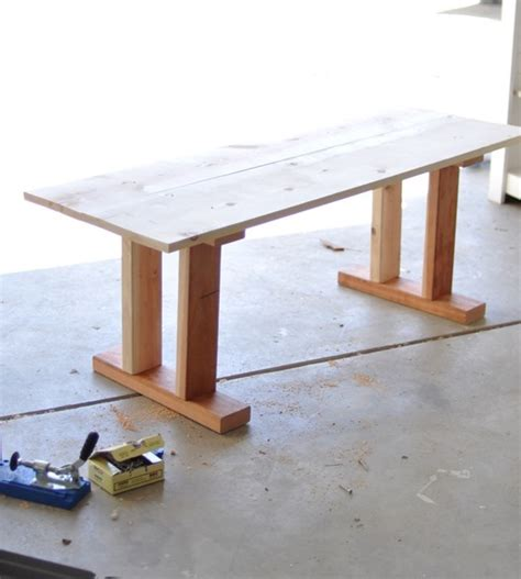 diy legs for table diy tile outdoor table centsational