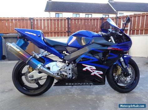2003 honda cbr for sale 2003 honda cbr 900 rr 3 for sale in united kingdom
