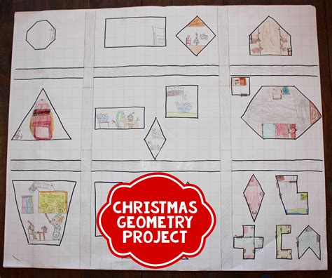 christmas algebra projects geometry project ashleigh s education journey