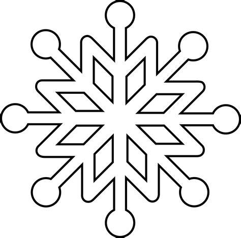 giant snowflake coloring page 40 snowflake