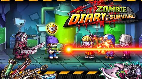 Mod Apk Game Zombie Diary | apk download gallery zombie diary survival mod apk v1 1 5