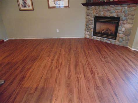 installing allure vinyl plank flooring