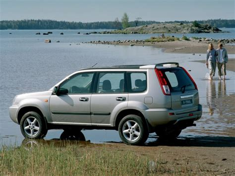 nissan x trail 2002 nissan x trail 2002 photo 03 car in
