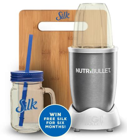 Pack Giveaway - free silk smoothie prize pack giveaway free stuff finder canada