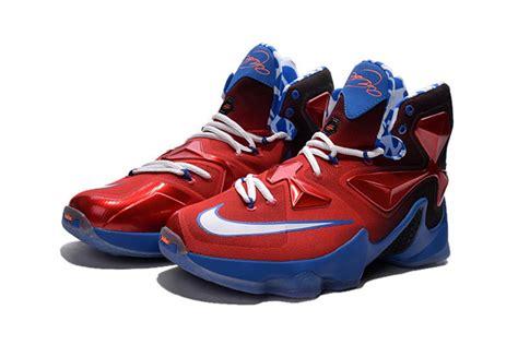 nba basketball shoes for mens nike lebron 13 ep nba shoes blue shop