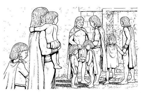 imagenes de aztecas para colorear free coloring pages of de aztecas