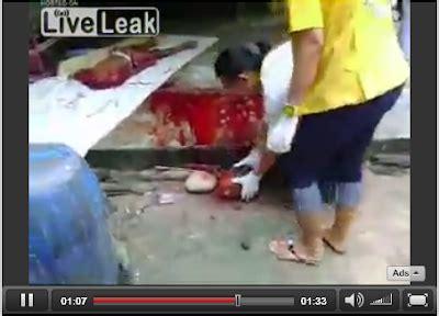thailand muslims behead a 9 year old boy warning thailand muslims behead a 9 year old boy warning graphic