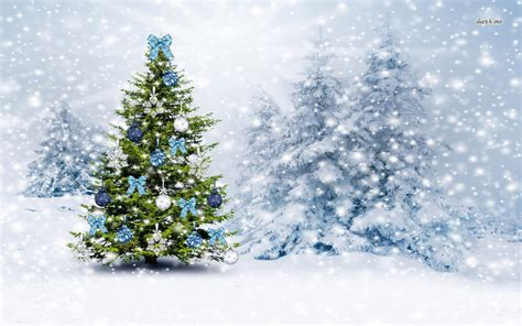 40 christmas tree wallpapers for 2015
