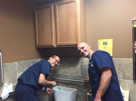 how does it take to toilet a how many urologists does it take to fix a toilet md for