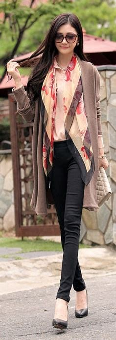 Koreans Style Shirt With Back Tie Sleeve Dewi Citra Nirwana 242 best images about 117 moda asi 225 tica on k
