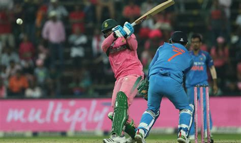 south africa pip india by seven wickets in first t20i in ind vs sa 4th odi south africa win by 5 wickets deny