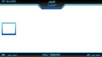 overlay template overlay template blue by chunkydruffy on deviantart