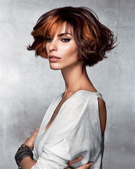 latest mixed  short haircuts  women bobpixie