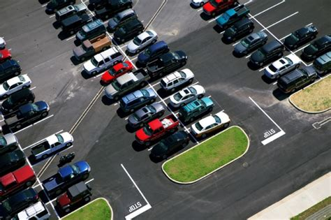 How Do Parking Garages Work by Affordable Elite Pavement Marking Services 1epm