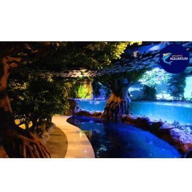 Jakarta Aquarium E Ticket Premium jual e ticket jakarta aquarium premium kualitas terbaik
