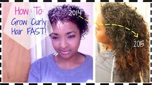 will my hair grow faster if i cut how to grow curly hair faster in 12 months