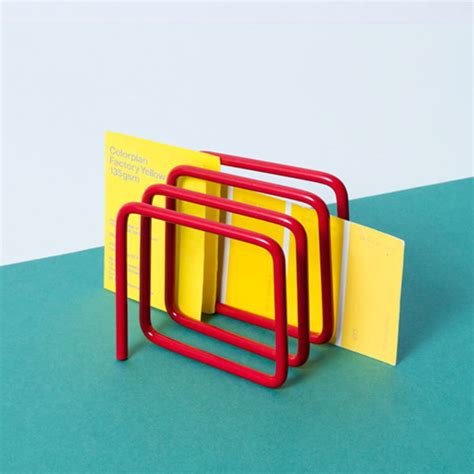 red office desk accessories block letter rack red office accessories