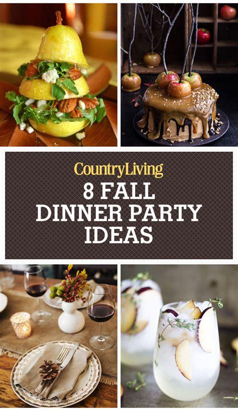 autumn dinner menu ideas fall dinner ideas fall entertaining tips