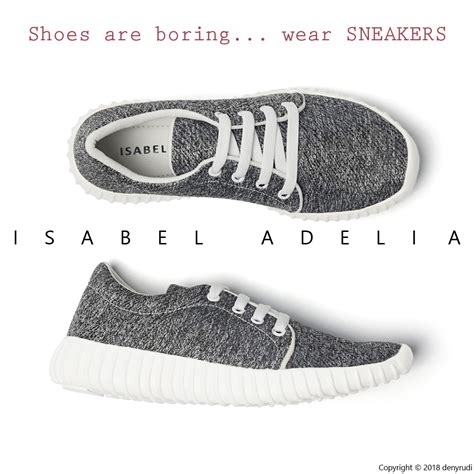 Sport Shoes Sneakers Sepatu Kets yoona sepatu kets sport casual wanita sneakers