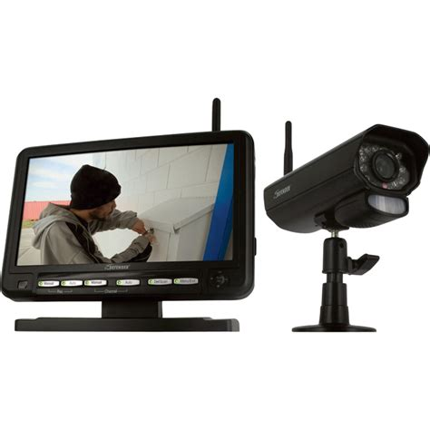 defender wireless surveillance system with 7in lcd