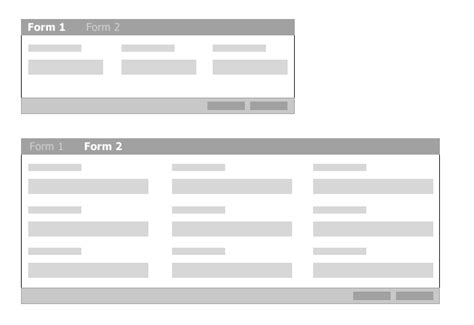 gui layout height gui design form window resize on tab change good or bad
