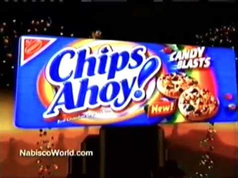 youtube schip ahoy chips ahoy candy blasts ad youtube