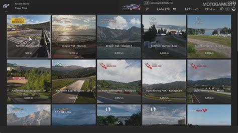 Gran Turismo Tracks by Gran Turismo Sport All Tracks List
