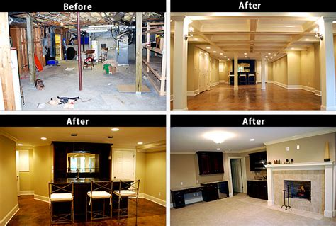 Cheap Basement Remodel Cost Basement Remodeling Ideas Before And After 66 Best Before And After Remodel Images On Pinterest
