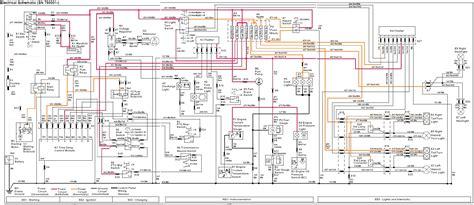deere z425 fuse diagram wiring diagrams wiring