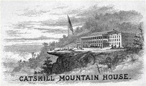 catskill mountain house the catskill mountain house from the catskills and the region around 1867