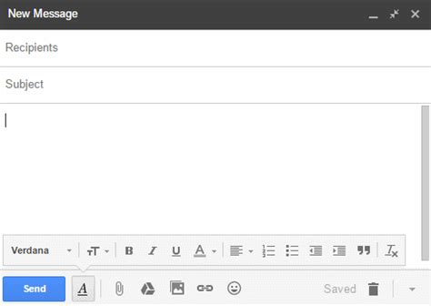 how to create an email template in gmail create different signatures in gmail