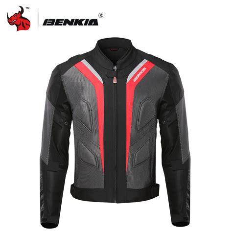 cloth moto jacket benkia motorcycle jackets armor protective moto