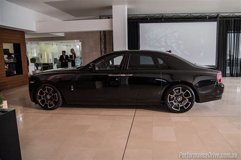 rolls royce badge rolls royce black badge series lands in australia