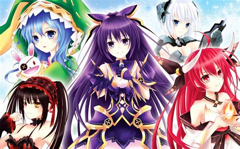 the gallery for gt date a live kotori gif