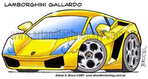 cartoon lamborghini cartoon cars lamborghini www pixshark com images