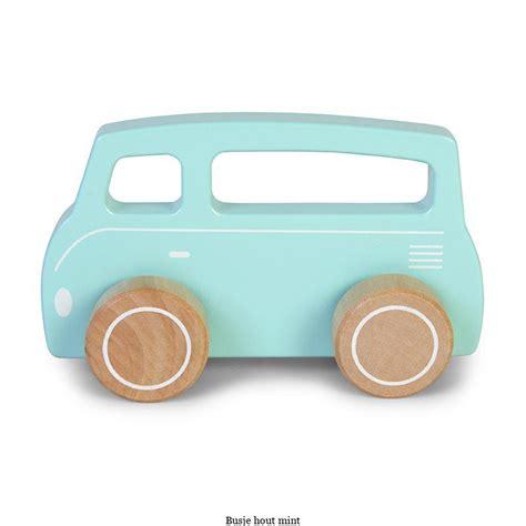 speelgoed little dutch houten speelgoed busje little dutch