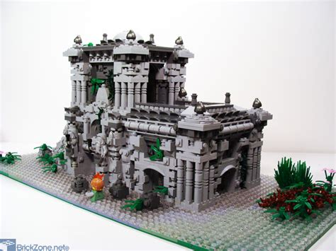 how to do cloud quest build a boat lego ideas product ideas flooded temple ruins