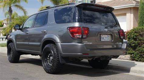 Used Toyota Sequoia San Diego Sell Used 2005 Toyota Sequoia Limited Sport Utility 4 Door