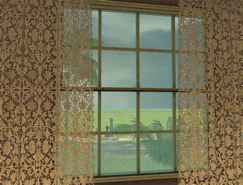 sims 3 curtains mod the sims project quot maiden s bedroom quot part 8
