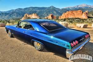 1965 chevrolet impala ss lowrider magazine