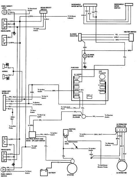 chevelle wiper motor wiring diagram wiring diagram