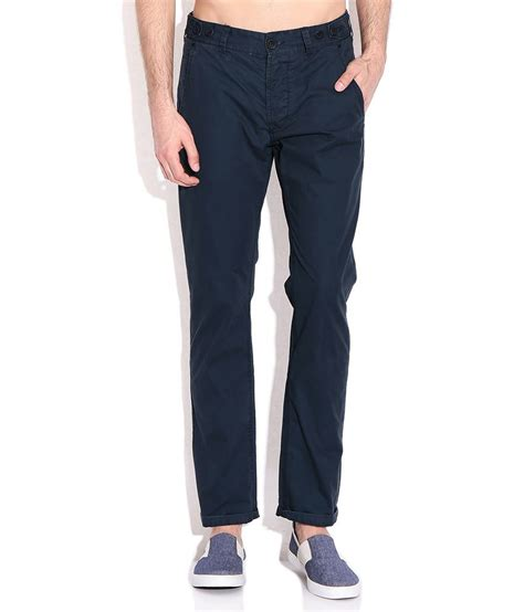 comfort fit chinos breakbounce navy comfort fit chino trousers buy