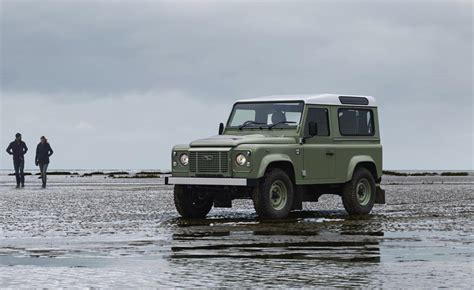 Report New Land Rover Defender Coming With 5 Bodystyles