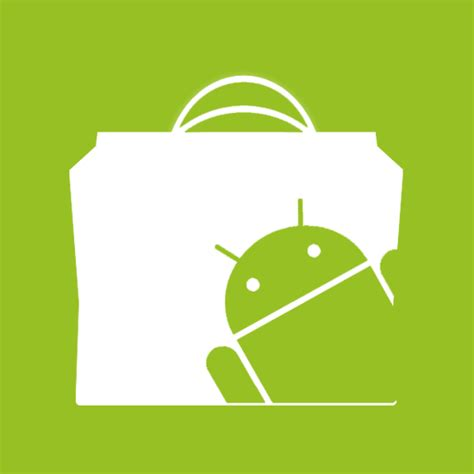 Android Market Icon - Windows 8 Metro Icons - SoftIcons.com