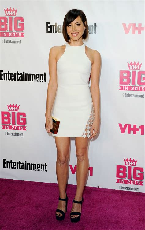 vh1 big in 2015 with entertainment weekly awards aubrey plaza vh1 big in 2015 with entertainment weekly