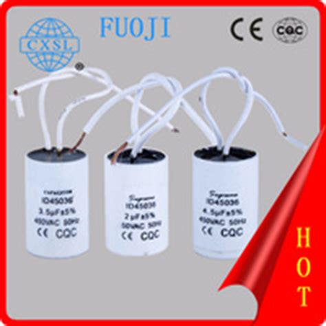 motor run capacitor lowes cbb60 refrigerator lowes motor start capacitor