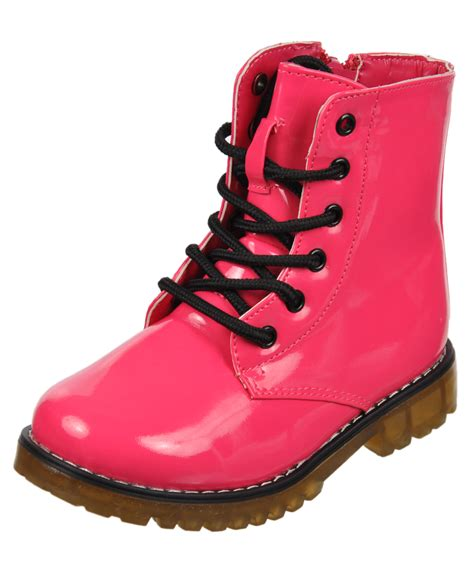 toddler combat boots eddie marc surge combat boots toddler sizes 5 10 ebay